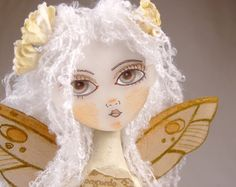 Wanderer Fairy Clothes Pin Doll