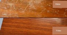 Škrábance a rýhy nejen na dřevu odstraníte snadno za pomoci domácích metod
