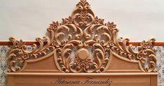 Tv Unit Furniture, Bed Furniture, Furniture Design, Antique Beds, Antique Furniture, Single Main Door Designs, Handmade Wood Furniture, Wood Carving Designs, Cupboard Design