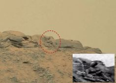 Gigantic Buddha statue on Mars 'proves intelligent life existed there' | Interesting Things Daily