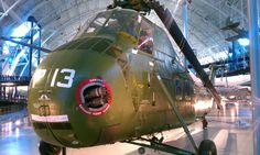 H-34 Choctaw Helicopter