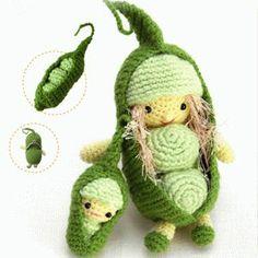Sweety Sweet Pea Crochet.