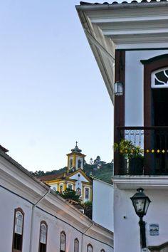 Ouro Preto , Minas Gerais, Brasil