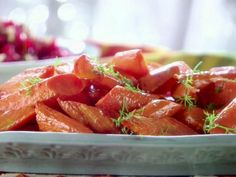 Get Trisha Yearwood's Roasted Carrots Recipe from Food Network