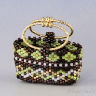 "Album ""Mini handbag beaded"" | biser.info - all about beads and beaded works"