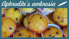 Whole Orange Muffins with Chocolate Chips