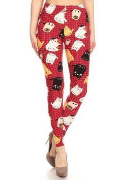 America Flag USA Outfit Capri Leggings /& Short Sleeve Kitten Shirt MSRP $28.00