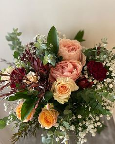 Bridesmaids bouquet done by the amazing young talented Ines  Did you know we team up? We have an incredible honour having so many wonderful brides and to keep on our outstanding values on design and quality we are more than happy to welcome Ines in our flower shop #annespetals #toowoombawedding #toowoombaweddingstylist #toowoombaweddingflorist #toowoombaweddingflowers #toowoombaflorist #brautstrauß #bridalbouquet #love #bohowedding Bridesmaid Bouquet, Bridesmaids, Boho Wedding, Wedding Flowers, Floral Wreath, The Incredibles, Wreaths, Amazing, Happy