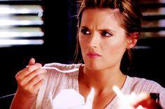 """<b>""""You're not the priest.""""</b> <i>""""No, but I can take your confession.""""</i> BOOM."""