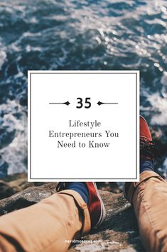 Succeeding in online business and entrepreneurship is all about making connections and who you know. Here are 35 impressive lifestyle entrepreneurs that you should know if you want to make a similar splash!