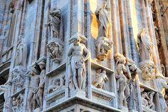 Milan Cathedral 米兰大教堂   Flickr   #Milan