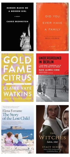 A look at the best fall books, from an unforgettable music memoir to breakthrough novels that are not to be missed