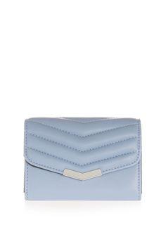 PATRICK Mini Foldover Purse - Bags & Accessories- Topshop Europe