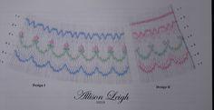 Allison Leigh -  Smocking Design by Ellen McCarn