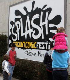 Jornadas de Splash Sagunto 2014 http://www.grafitoeditorial.com/2014/04/03/sento-llobel-en-las-splash-sagunt-comic-festival/