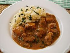 Crockpot, Slow Cooker, Curry, Food And Drink, Cooking Recipes, Meat, Chicken, Ethnic Recipes, Ph