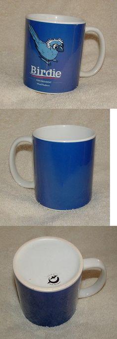 Bernie Sanders: Birdie Coffee Mug Cup 2016 Bernie Sanders Democratic President Feel Bern Orca -> BUY IT NOW ONLY: $5.0 on eBay!