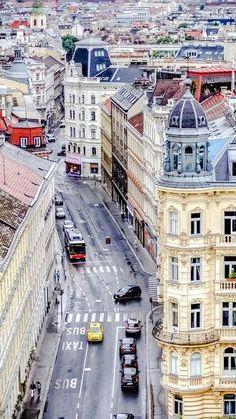 Color Block - Vienna. Austria