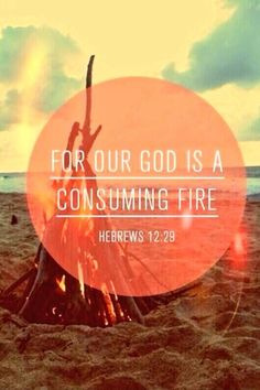 Hebrews 12:29