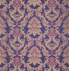 Osborne & Little: F6530-02 pegasus damask Matthew Williamson