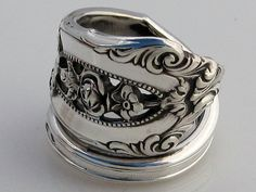 spoon ring.