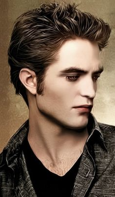 IN CHARACTERS : EDWARD CULLEN - NEW MOON (2009)