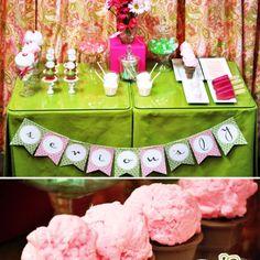 Spa party! From hostessblog.com