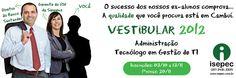 Isepec - Vestibular 2012 - outdoor