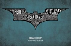 Batman Begins #Batman