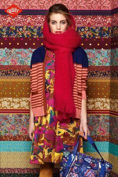 OILILY Women's Wear - Fall Winter 2013