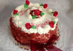 La buona cucina di Katty: Red Velvet Cake