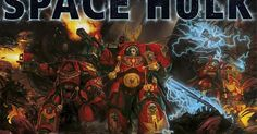 I've never blogged about a Miniature Board game those of you who know me and those who have read my blog probably know I don't play miniature Board-games or Wargames. With one single exception Space Hulk.  In my opinion the best game that Games Workshop have ever released. back in the old days (the 80's/90's) I could't get my hands on Space Hulk 1st edition was OOP at the time. I loved the concept of it the tight futuristic corridors of a derelict Starship Terminator Space Marines Creepy…