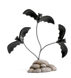 Bat Haunted World Decor - efairies.com  Price $7.99