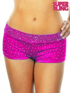 Over a Leo for gym or summer vaulting - with a crop top for polefit
