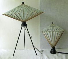 Vintage Lamp Japanese