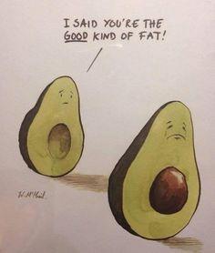 Good Kind of Fats... www.180nutrition.com.au