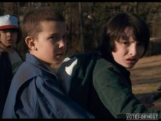 Mike and Eleven - Mike and Eleven