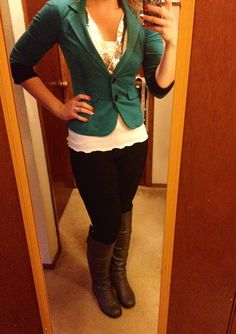 Business Casual Work Outfit #53