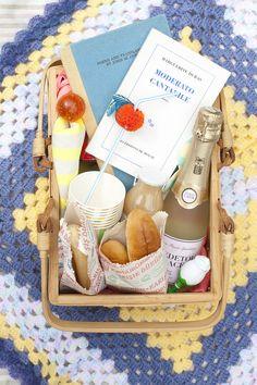 Picnic basket essentials!
