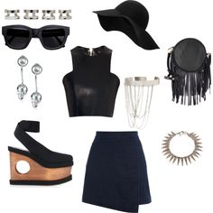 A fashion look from March 2015 featuring cold shoulder shirt top, oasis skirts and wooden platform sandals. Browse and shop related looks. Cold Shoulder Shirt, Shoulder Shirts, Fashion Looks, Platform, Cool Stuff, Polyvore, Skirts, Summer, Shopping