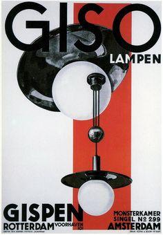 Gispen Lighting Advertisement