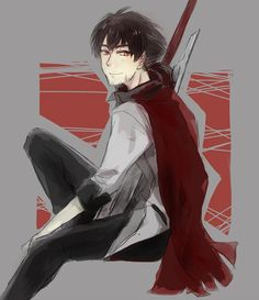 RWBY. It's Uncle Qrow!