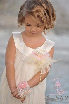 "precious LITTLE GIRL WITH PRECIOUS LITTLE DRESS AWAITING HER MOMMIE TO TAKE HER OUT TO ""TEA""...ccp"