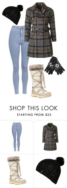 """""""Visiting Iceland"""" by jynkx ❤ liked on Polyvore featuring Topshop, Barbour, Timberland, Billabong and country"""