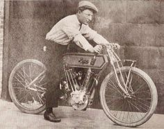 Pope motorcycle with racing handle bars Motorcycle Images, Motorcycle Art, Vintage Cycles, Vintage Bikes, Old Photos, Vintage Photos, Old Bikes, Vintage Motorcycles, Cleveland