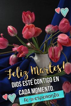 58 best feliz martes images in 2019 Crush Messages, Flirting Messages, Flirting Texts, Flirting Humor, Happy Week, Happy Tuesday, Girl Quotes, Happy Quotes, Signs Guys Like You