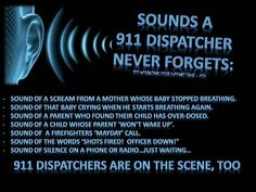 911 Dispatchers Are On The Scene, Too