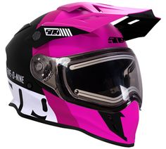 Exceptional Snowmobiles detail is readily available on our website. Have a look and you wont be sorry you did. Snowmobile Clothing, Snowmobile Helmets, Carbon Fiber Helmets, Pink Helmet, Bumper Hitch, Dirt Bike Gear, Dual Sport, Snowmobiles, Sports