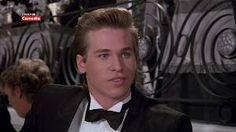 Good look for a groom! Val Kilmer as Nick Rivers in Top Secret
