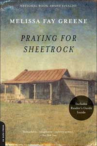 "Melissa Fay Greene won the 1992 Robert F. Kennedy Book Award for her novel ""Praying for Sheetrock."" The story follows the struggle for racial equality in a small Georgian county in the 1970's.  http://rfkcenter.org/1992-qpraying-for-sheetrockq-by-melissa-fay-greene?lang=en"